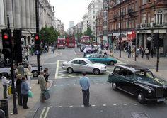 Oxford Street London, Carros Premium, London Calling, Bing Images, British, England, Street View, Scene, Brain