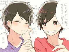 pixiv(ピクシブ)は、作品の投稿・閲覧が楽しめる「イラストコミュニケーションサービス」です。幅広いジャンルの作品が投稿され、ユーザー発の企画やメーカー公認のコンテストが開催されています。 Ichimatsu, Boy Art, Face, Anime, Dibujo, Cartoon Movies, Anime Music, Faces, Anime Shows