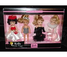 Vintage baby barbie Kelly