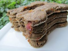Beef Liver Bourguignon Dog Treat/Biscuit Recipe