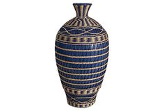 "18"" Seagrass Vase on OneKingsLane.com"
