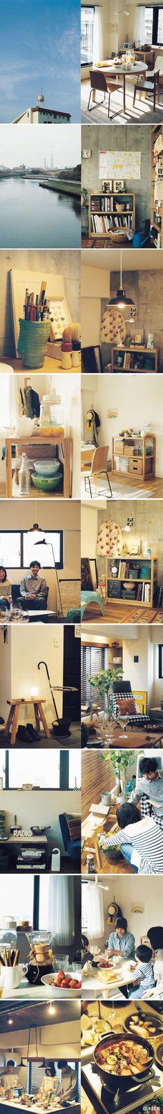"""""""MUJI พบ IDEE"""" Muji ความร่วมมือระยะยาวด้วยเฟอร์นิเจอร์แบรนด์ญี่ปุ่น IDEE การออกแบบมาเพื่อการบันทึกถ่ายภาพสองส่วนประสมผลิตภัณฑ์แบรนด์และตรงกับชีวิตครอบครัว"""