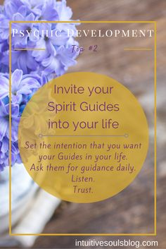 Meeting your Spirit Guides and the rest of your spiritual team (angels, masters…
