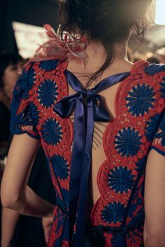 Behind-the-Scenes at Marc Jacobs Spring '16