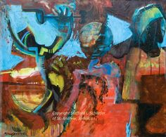 Oil on canvas, unframed Oil On Canvas, Experience, Artist, Painting, Black, Black People, Artists, Painting Art, Paintings