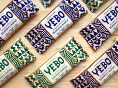 Yebo is a company that makes energy bars from the fruit of the coffee plant. In the early days of coffee consumption, Ethiopian shepherds would bind the coffee fruit into a bar for easy consumption in the highlands. In the current economy, the fruit is us…