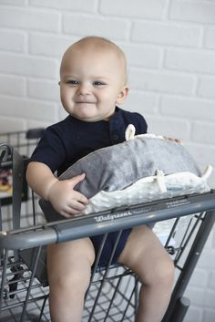 Snuggwugg mom invented baby & toddler pillow is perfect for diaper changes, shopping carts, travel & more. Perfect baby shower gift shop online with Snuggwugg New Parents, New Moms, Toddler Pillow, Toddler Travel, Grey Elephant, Baby Pillows, Tummy Time, Traveling With Baby, First Baby