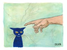 Pete the Cat | Personal Space Pete