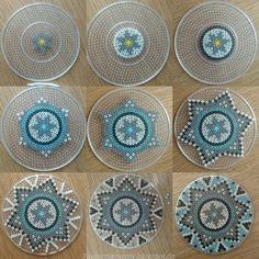 Des idées de modèles à réaliser avec des perles à repasser / Hama beads models Perler Bead Templates, Diy Perler Beads, Perler Bead Art, Pearler Beads, Fuse Beads, Hama Beads Coasters, Hama Coaster, Melty Bead Patterns, Pearler Bead Patterns