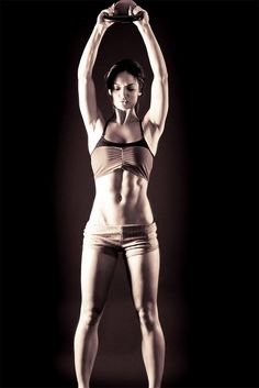 Women Kettlebell Exercises