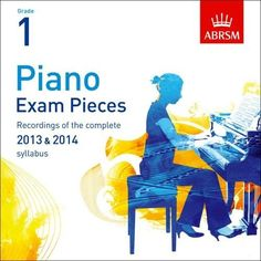 ABRSM Piano Pieces Grade 1 (2013-2014) CD only