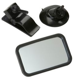 € 3,99 for the front, so you don't have to crane your neck to see into the back baby mirror.