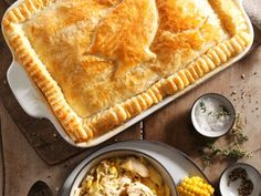 Serves 6 Preparation time: 15 min Cooking time: min Baking time: min 4 whole mealies . Corn Pie, South African Recipes, Savory Snacks, Cooking Time, Lunches, Apple Pie, Chicken Recipes, Dishes, Baking