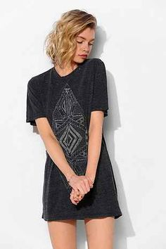 Truly Madly Deeply Obscure Diamond Tee - Urban Outfitters