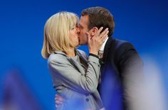 Would-be French first lady an unusual presence in campaign
