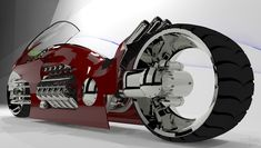 uploaded this image to 'Concept Bike'. See the album on Photobuck… hat dieses Bild auf & # Concept Bike & # hochgeladen. Futuristic Motorcycle, Futuristic Cars, Concept Motorcycles, Cool Motorcycles, Custom Street Bikes, Custom Bikes, Moto Bike, Motorcycle Bike, Cb 750 Cafe Racer