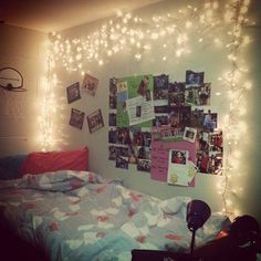 Do It Yourself Dorm Lighting Dorm And Lights - Pretty lights for bedroom