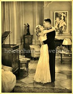 Helen as Laura Taub in 'Daybreak', (MGM, released May She is seen here with her co-star Ramon Novarro. My collection. Helen Chandler, Mermaid, Stars, Formal Dresses, Collection, Fashion, Dresses For Formal, Moda, Formal Gowns