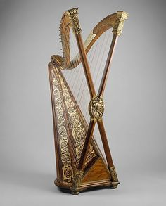 Double Chromatic Harp  Henry Greenway   Date:    after 1895  Geography…