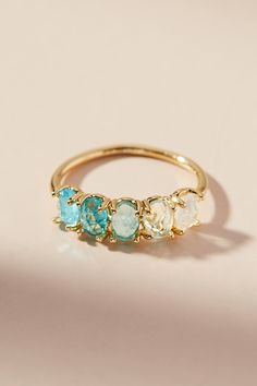 Shop the Ombre Birthstone Ring and more Anthropologie at Anthropologie today. Read customer reviews, discover product details and more.