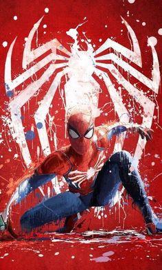 Marvel Dc Comics, Marvel Art, Marvel Heroes, Marvel Avengers, Spiderman Marvel, Batman, Spiderman Anime, Anime Superhero, Films Marvel