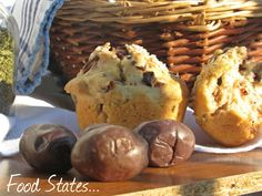 Food Design, Muffins, Food And Drink, Cupcakes, Sweets, Vegan, Cooking, Breakfast, Blog