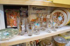 Pristine retro glassware!