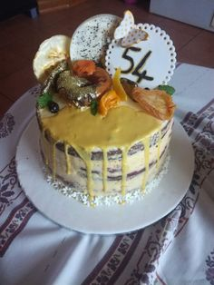 Cake Ideas, Birthday Cake, Desserts, Food, Tailgate Desserts, Birthday Cakes, Meal, Dessert, Eten