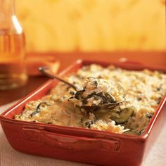 Easy to prepare and rich in flavor, the casserole pairs fabulously with roasted chicken, ham, or pork chops. This simple dish has become...