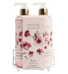 Buy The Garden Collection Rose Hand Care Duo - Gift - Boots