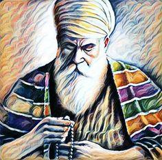 Guru Nanak Photo, Guru Nanak Ji, Nanak Dev Ji, Guru Nanak Wallpaper, Guru Granth Sahib Quotes, Guru Pics, Sikh Quotes, Best Whatsapp Dp, Punjabi Culture