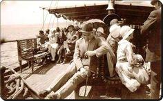 Kadıköy Eminönü vapuru - 1928