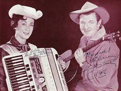 Joy McKean and Slim Dusty - Country Music Great