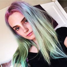 Hair Color, Long Hair Styles, Colorful Hair, Beauty, Haircolor, Colored Hair, Long Hairstyle, Long Haircuts, Hair Dye
