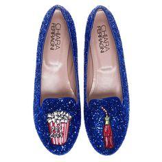 Chaussures à paillettes Chiara Ferragni