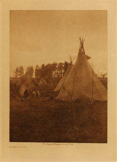 Native American Tribe Cree | Native American Encyclopedia