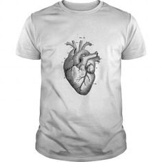 Cool NICE T-SHIRT Anatomically correct heart - Men's Premium T-Shirt T-Shirt