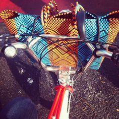 Bolso Mazunte Chic bicing style