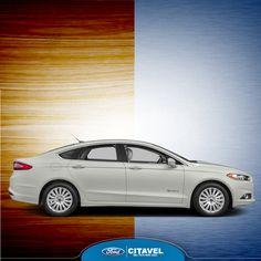 Ford Fusion - tradição e tecnologia