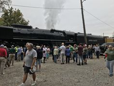 Union Pacific's #844 Steam Locomotive visited Randolph County October 19, 2016. Photo courtesy of Christopher Martin. Randolph County, IL. #randolphcountyil