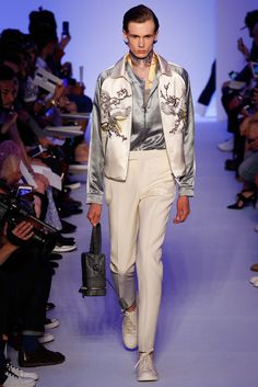 Louis Vuitton Printemps 2016 Menswear - Collection - Galerie - Style.com