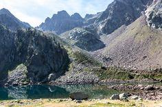 Lago Malinvern Alpi Marittime