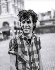 Nick Cave by Tony Mottram Happy Birthday Boss Man, Nick Cave Young, Rowland S Howard, The Bad Seed, Image Archive, Mick Jagger, Post Punk, Beautiful Smile, Beautiful People