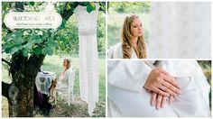 Свадьба для двоих - Свадебный декор и флористика Wedart.com.ua