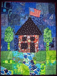 All House Quilts are made at your own expense and donated. There is no paperwork involved, but I do ask that you follow the instructions...