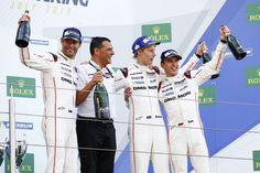 ポルシェ、ニュルブルクリンクで昨年の勝利を再現 / WEC 第4戦  [F1 / Formula 1]