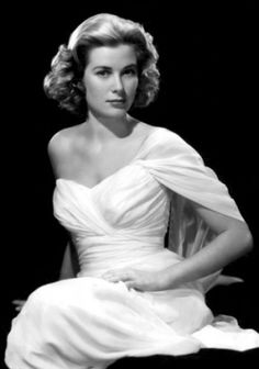 Grace Kelly - Hollywood amuses me. Holier-than-thou for the public and unholier-than-the-devil in reality.