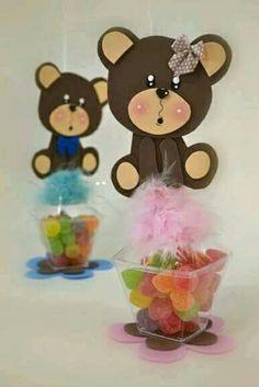 Idea para decorar un babyshower