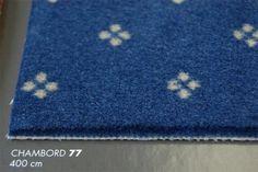 """Mocheta albastra moderna cu fir tuns restaurant pentru camere de hotel, pensiuni Chambord 77 AB Balta ITC  Culoarea albastra si modelul """"pindot"""" al mochetei fir tuns ignifugate Chambord 77 este elementul care va atrage atentia in, restaurantul, camera de hotel sau pensiunea dumneavoastra. Mocheta albastra ignifugata cu fir tuns de trafic Chambord 77 AB se potriveste in cadrul unui design modern cat si al unuia clasic si rafinat, datorita modelului simplu si elegant."""
