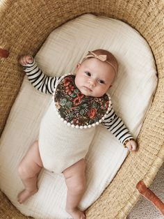 Baby girl fall outfit!
